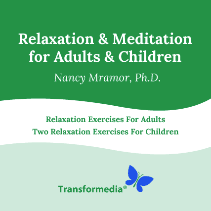 Relaxation & Meditation For Adults & Children CD